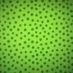 grün / Punkte
